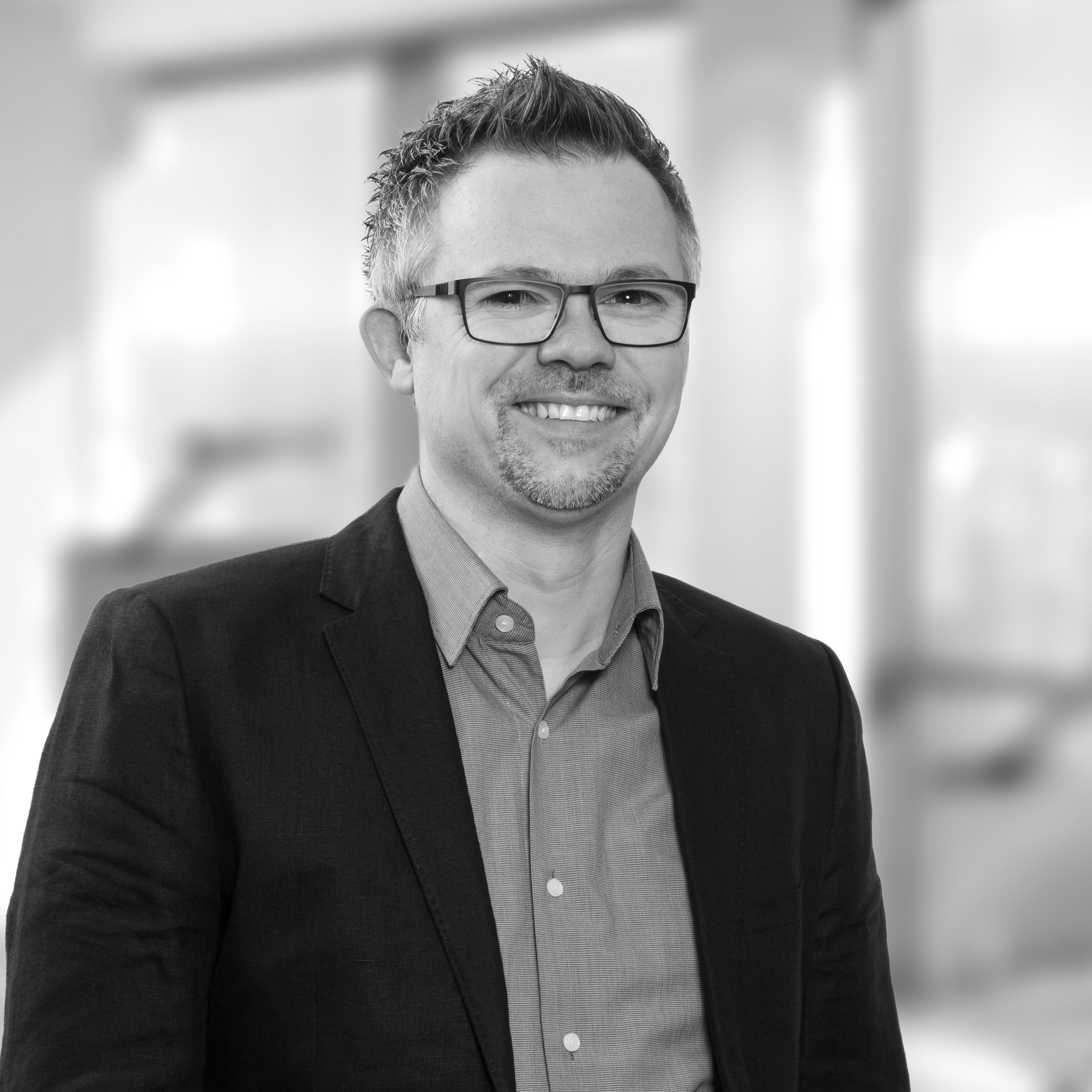 Einkaufsleiter / Prokurist Michael Heidelberger