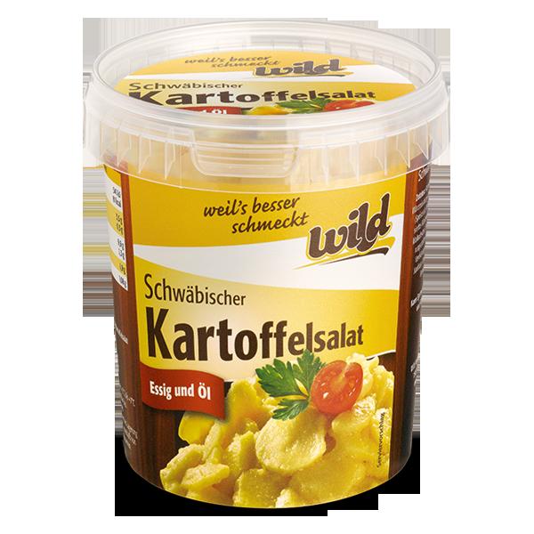 Schwäbischer Kartoffelsalat 750g-Becher
