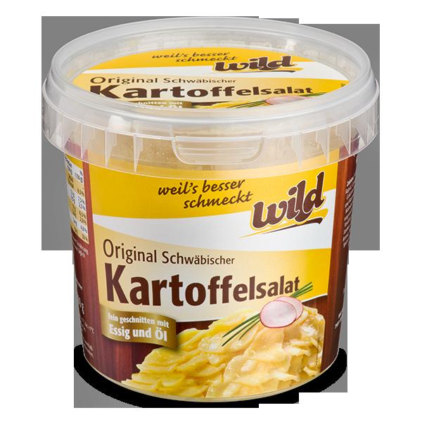 original Schwäbischer Kartoffelsalat 500g-Becher