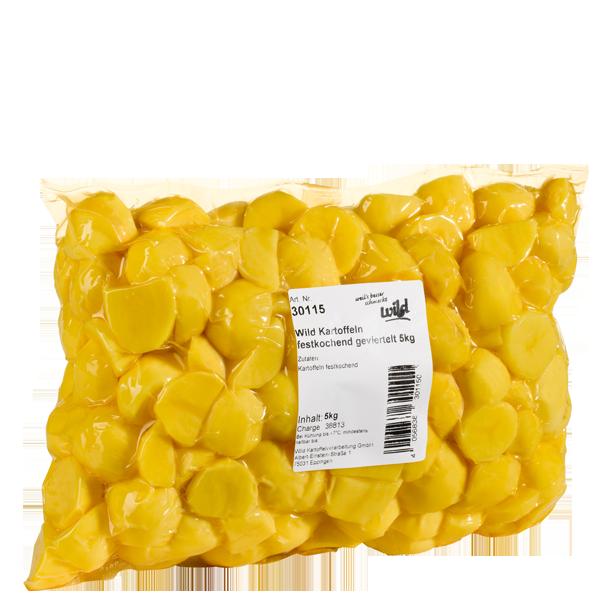 frische Kartoffeln fk. geviertelt 5 kg