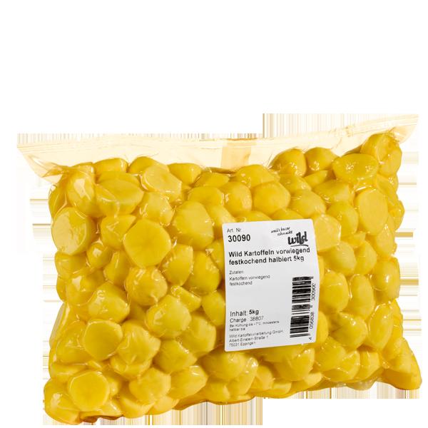 frische Kartoffeln vfk. halbiert 5kg