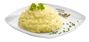 Kartoffelpüree aus frischen Kartoffeln